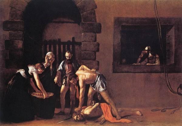 Beheading of Saint John the Baptist WGA